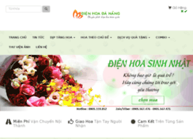 dienhoadanang.com