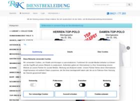 dienstbekleidung.com
