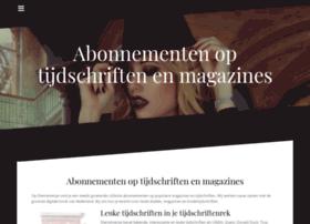 dienstmeisje.nl