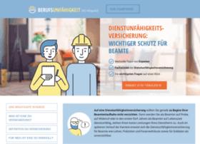 dienstunfaehigkeitsversicherungen.org