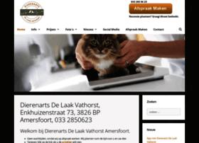 dierenartsdelaak.nl