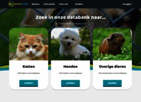 dierenasiels.com