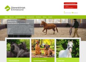 dierenkliniekemmeloord.nl