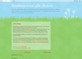 dierenrechten.blogspot.nl
