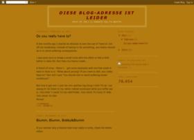 dieseblog-adresseistleider.blogspot.com