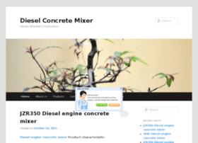 dieselconcretemixer.com