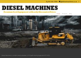 dieselmachines.co.za