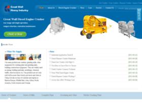 dieselmotorcrusher.com