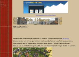 diestaemme-hilfe.npage.de
