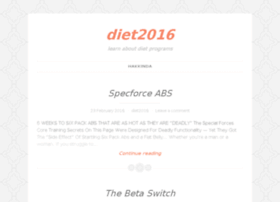 diet2016.wordpress.com