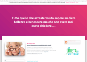 dietabellezzaebenessere.com