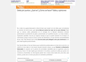 dietaporpuntos.org