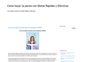 dietasrapidasyefectivas7.blogspot.mx