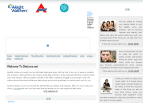 dietcore.net