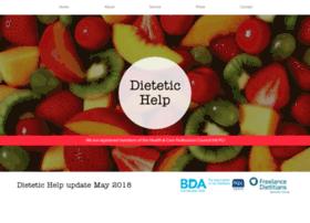 dietetichelp.co.uk