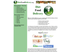 dietfooddelivery.org