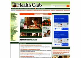 www.diethealthclub.com Visit site