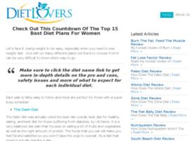 dietlovers.com