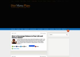 dietmenuplans.org