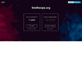 dietrecipe.org
