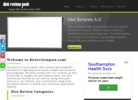 dietreviewpost.com
