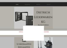 dietrich-lederwaren.de