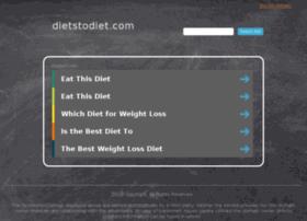 dietstodiet.com
