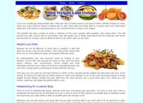 dietweightlossonline.com