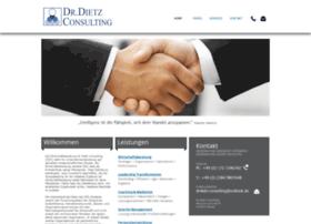 dietz-consulting.eu