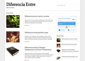 diferenciaentre.net