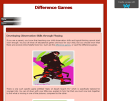 differencegames.sitew.com