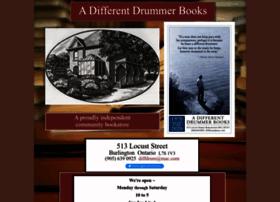 differentdrummerbooks.ca