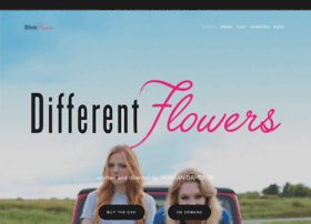 differentflowersmovie.com