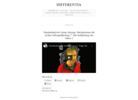 differentia.wordpress.com