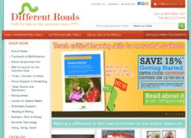 differentroads.commercev3.com