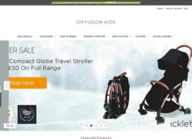 childrens designer clothes in titles/descriptions. diffusionkids.com