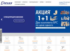 diflex.ru