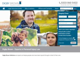 digbybrown.co.uk