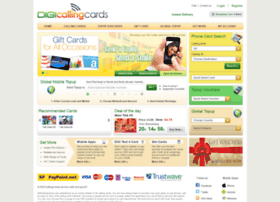 digicallingcards.com