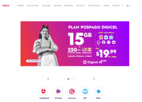 digicel.com.sv