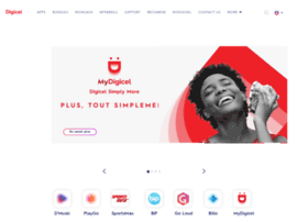 digicelhaiti.com