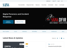 digital-forensics.sans.org