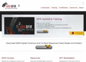 digital-forensics22.sans.org
