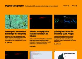 digital-geography.com