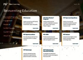 digital-learning.mit.edu