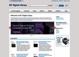 digital-library.theiet.org