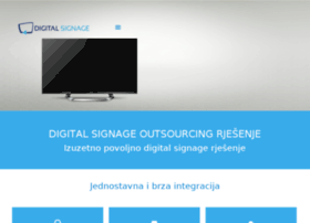 digital-signage.com.hr