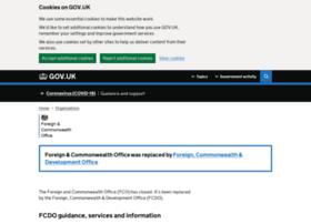 digital.fco.gov.uk