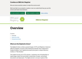 digitalarchives.landregistry.gov.uk