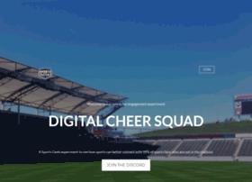 digitalcheersquad.com